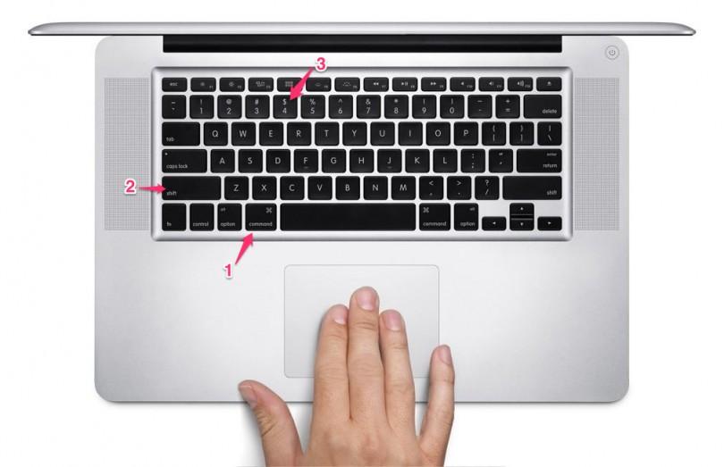 كيفية أخذ لقطة للشاشة في أجهزة ماك من آبل كيف تك