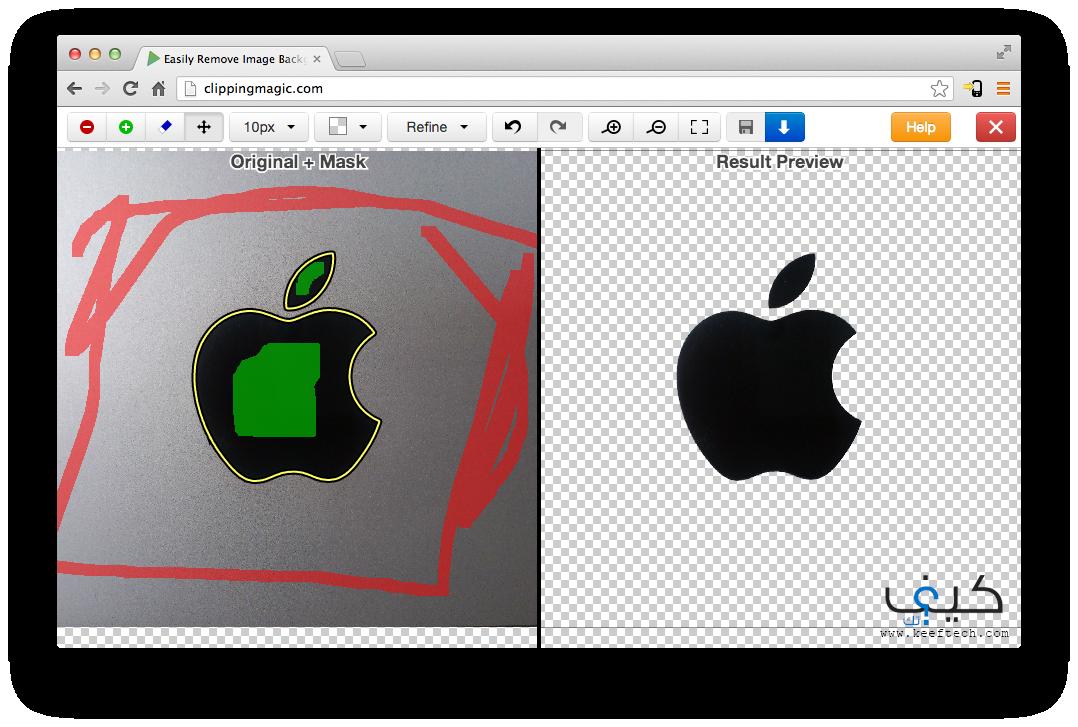كيفية إزالة خلفية الصور بدون برامج وبسهولة كيف تك