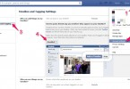 facebook Timeline and tagging
