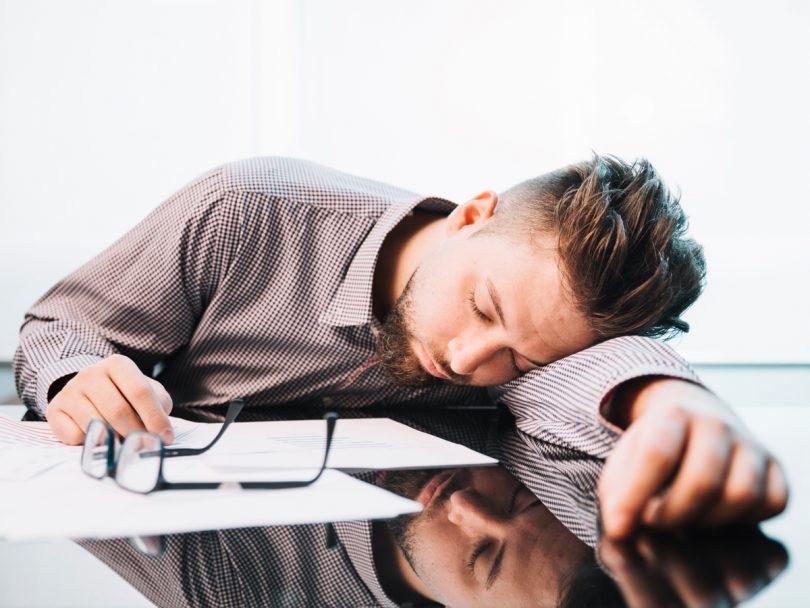 النوم القهري